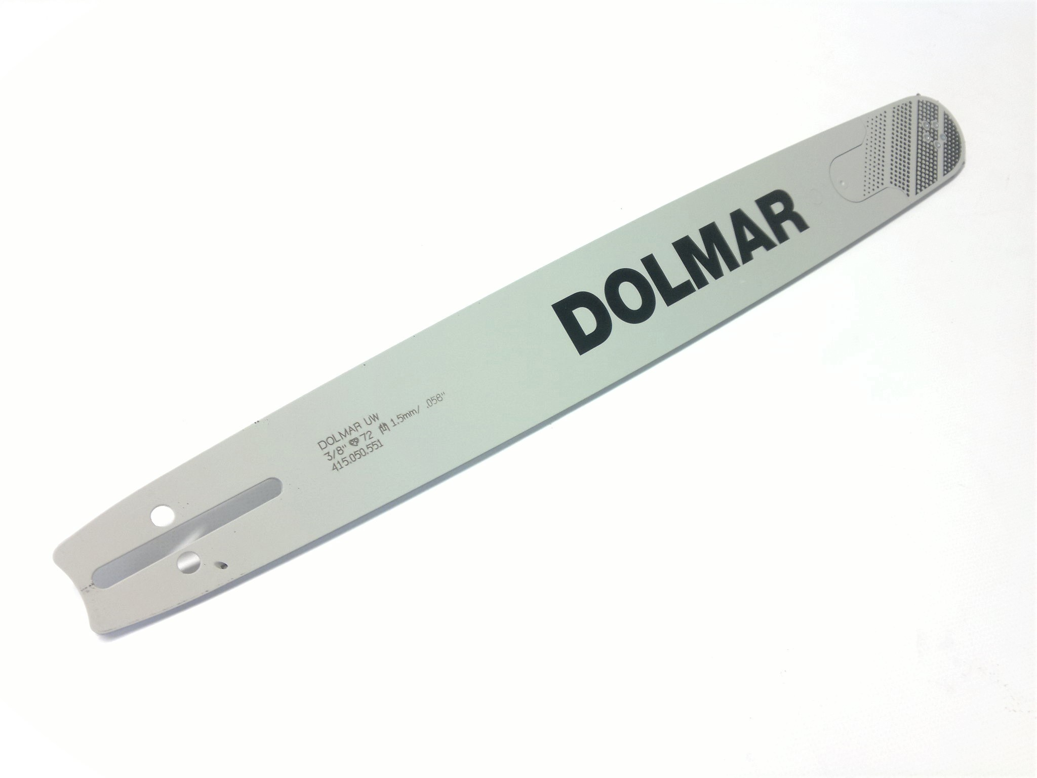 """Schwert passend für Dolmar 116 55 cm 3//8/"""" 76 TG 1,5mm Führungsschiene guide bar"""