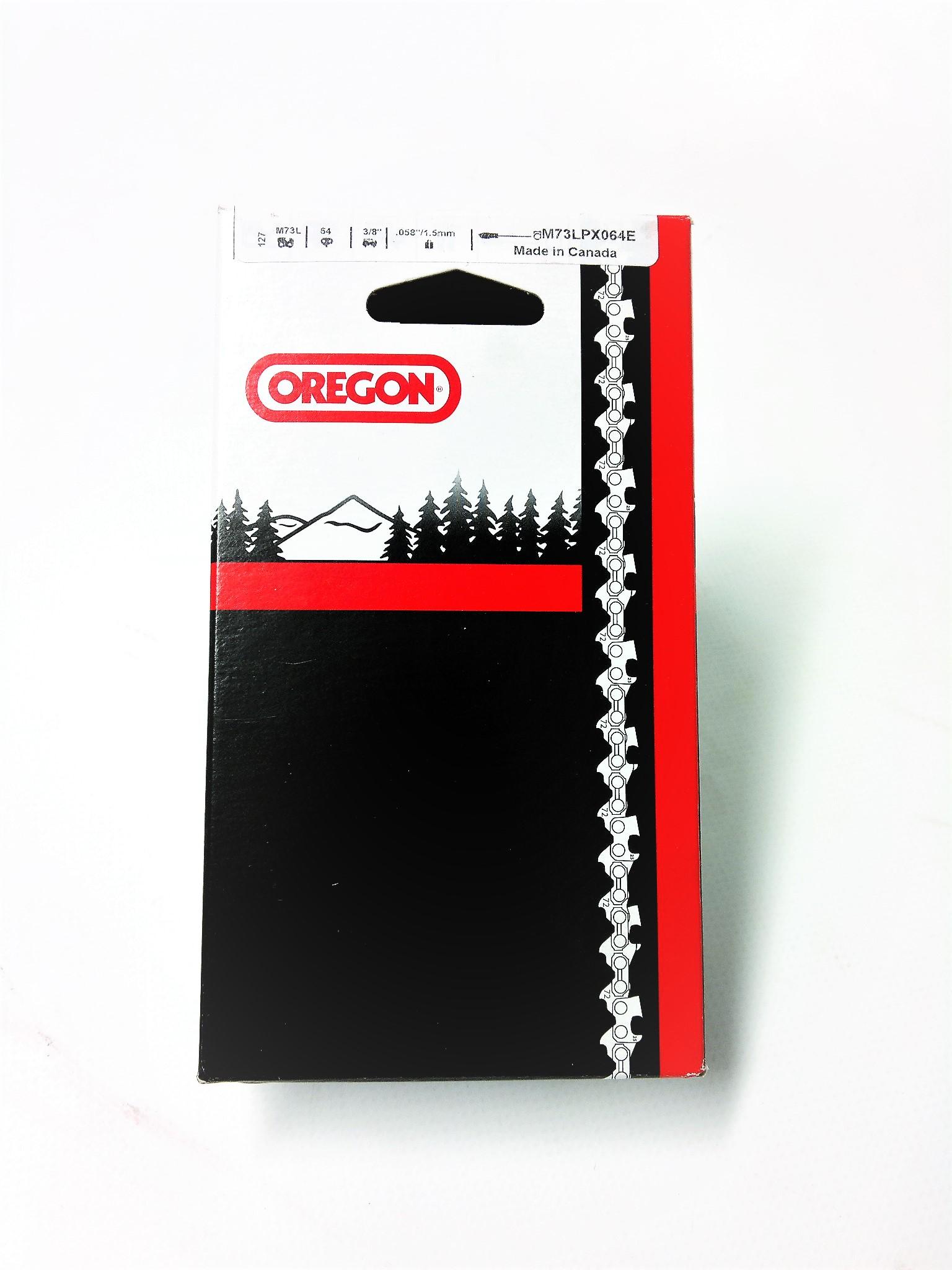 Oregon Sägekette  für Motorsäge ECHO CS-5501 Schwert 45 cm 3//8 1,5