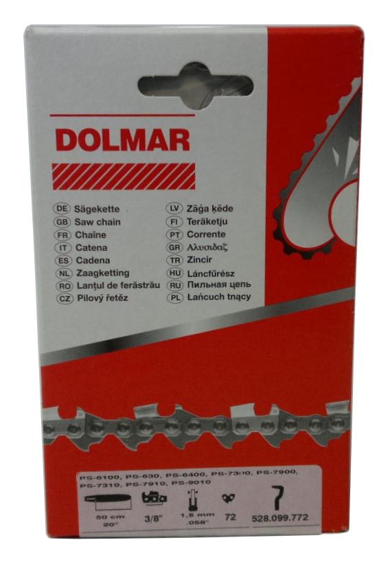 OREGON Schwert 45 cm 4 Sägeketten für DOLMAR PS-6400